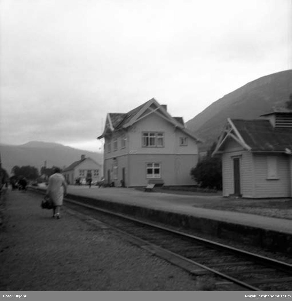 Kvam stasjon