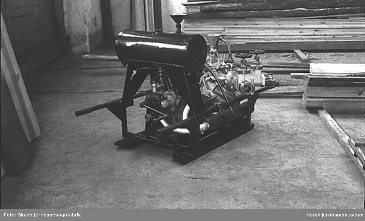 "Motorsprøyte ""Beta 15"""