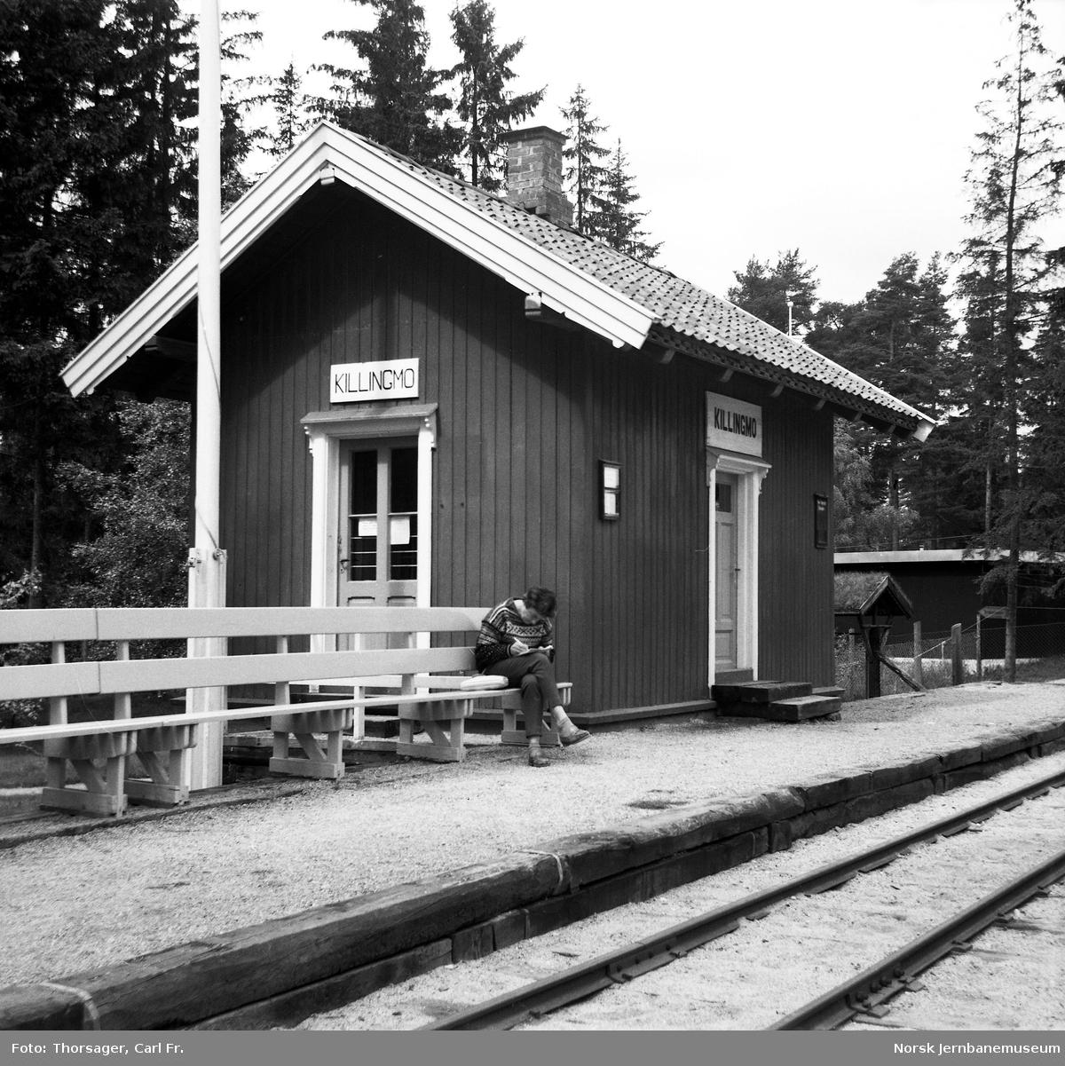 Jernbanemuseet : Killingmo stasjon