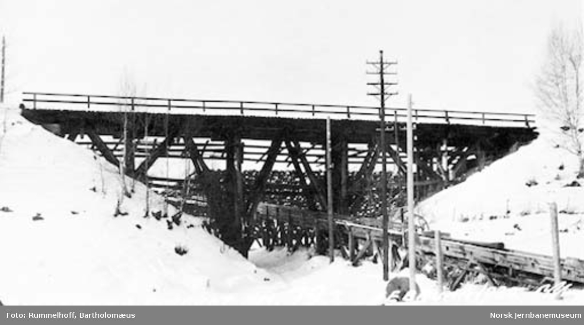 Sjøstrand viadukt, km 79,20