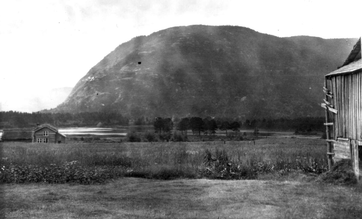 """Antatt Valle, Setesdal, Aust-Agder. antatt 1924. Fra """"De Schreinerske samlinger"""" (skal oppgis)."""