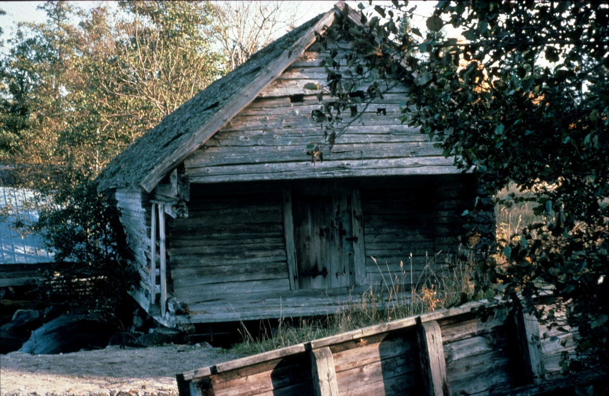 Sjöbod, Långalma, Börstils socken, Uppland 1978