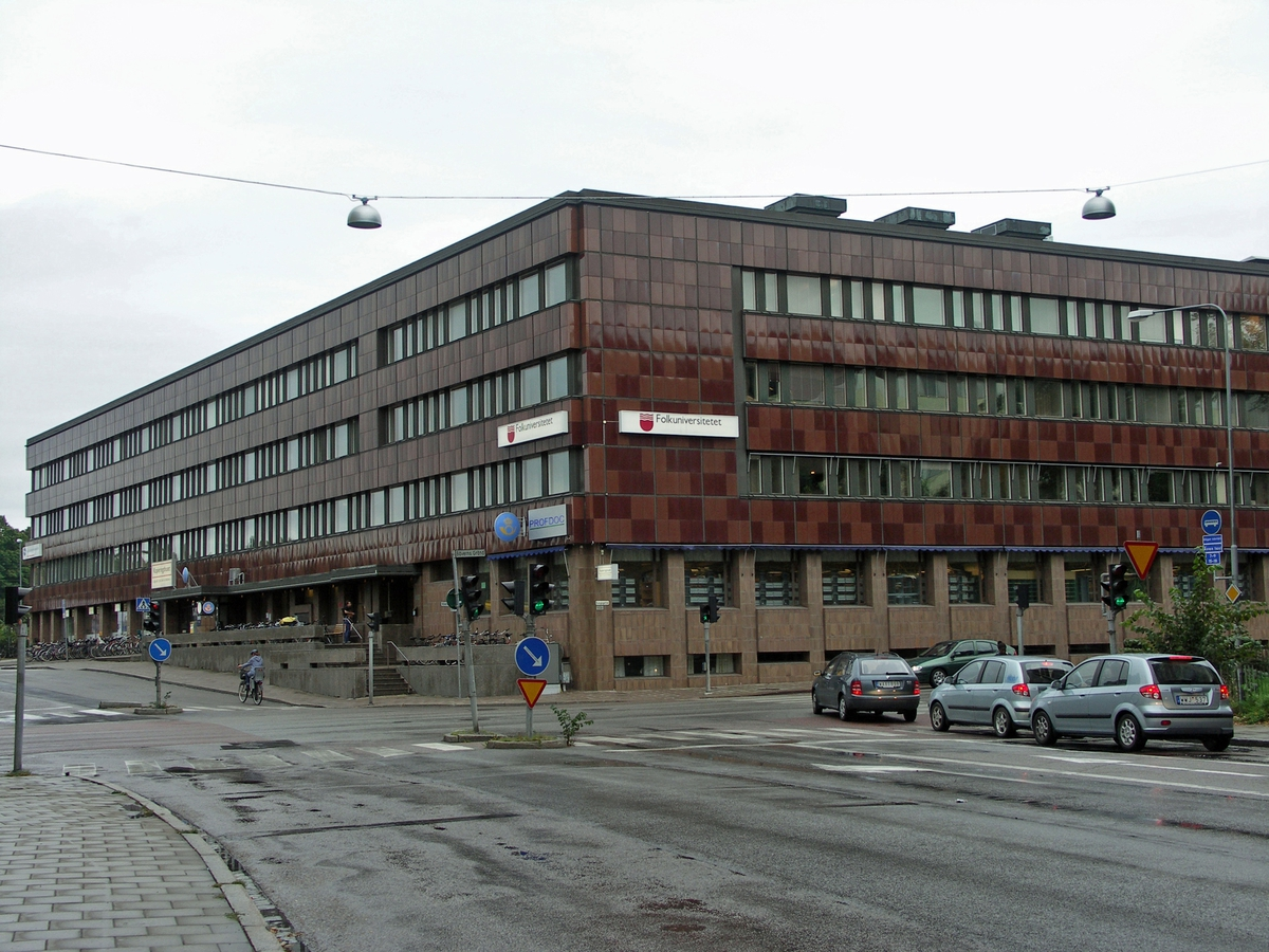 Kontorsbyggnad, Bäverns gränd, Uppsala 2006