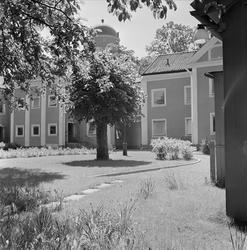 Landstingsbyggnad på Nedre Slottsgatan i kvarteret Trädgårde