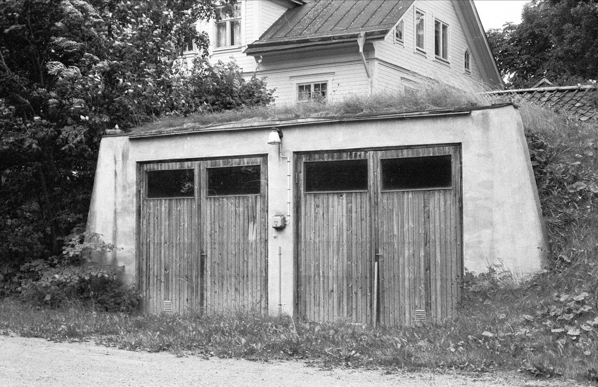 Jordgarage, Rosta 3:2, Bälinge socken, Uppland 1976