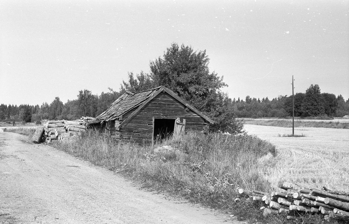 Smedja, Blacksta 3:8, Blacksta, Jumkils socken, Uppland 1983