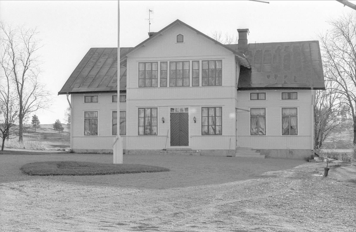 Bostadshus, Stora Myrby, Gamla Uppsala 75:2, Gamla Uppsala,  Gamla Uppsala socken, Uppland 1978