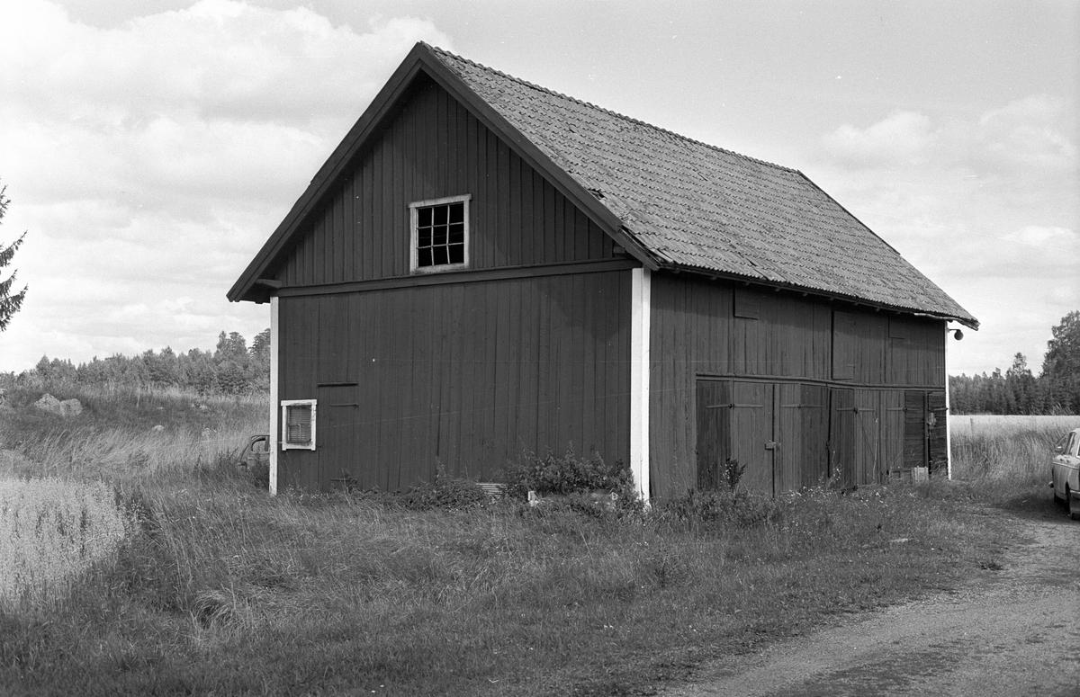 Ekonomibyggnad, Kallesta 2:1, Rasbo socken, Uppland 1982
