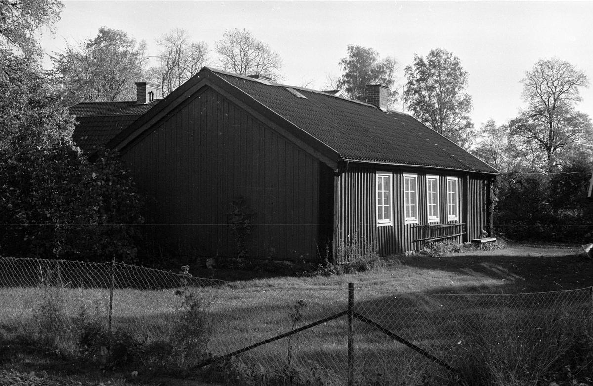 Bostadshus, Balingsta prästgård, Balingsta socken, Uppland