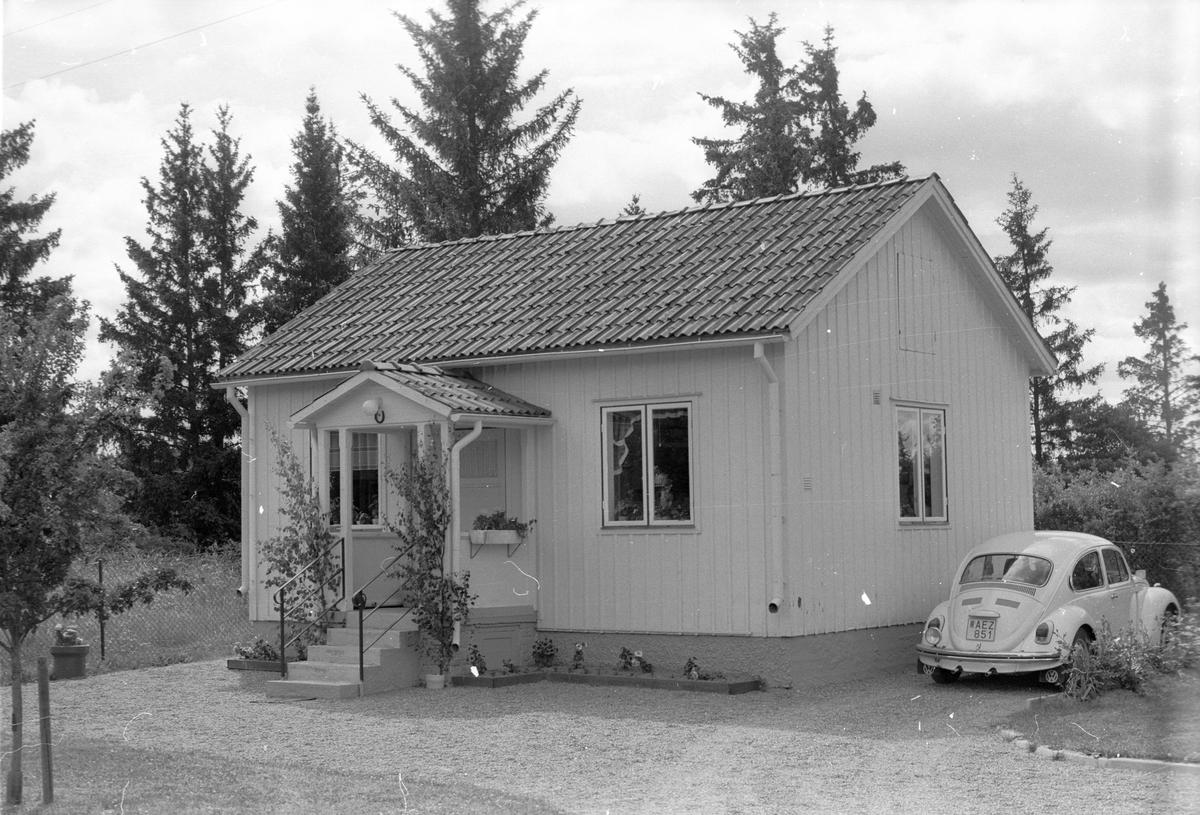 Sommarbostad, Västerby 2:3, Västerby, Läby socken, Uppland 1975