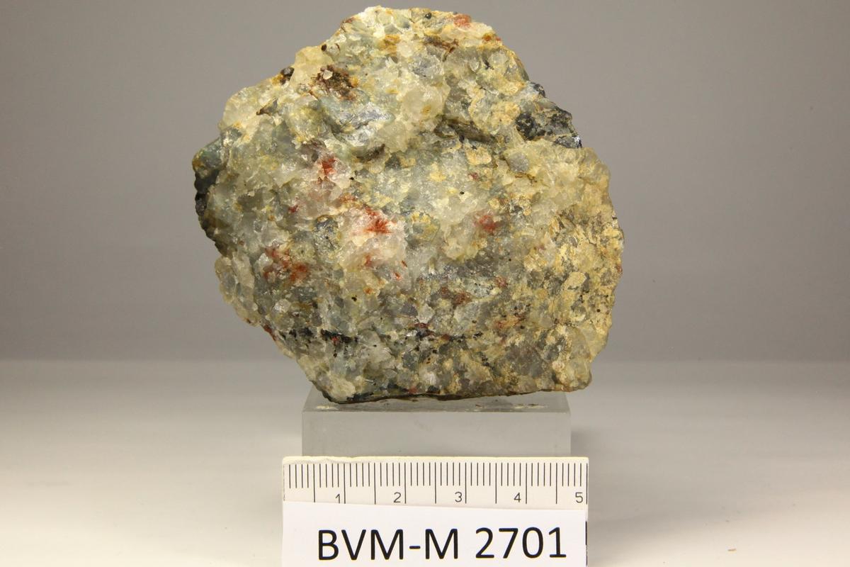Fahlunitt og aspasiolitt er nedbrytningsprodukter etter cordieritt.