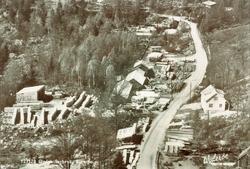Saga på Øvre Øydna i Grindheim senere  Audnedal.