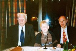 Tre generasjoner Grindheim. Audnedal.