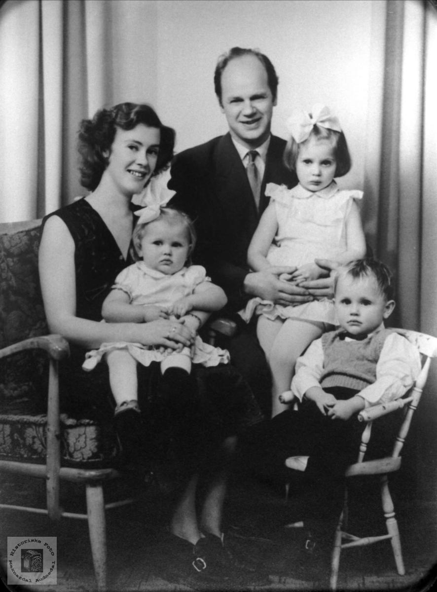 Familien Johannesen