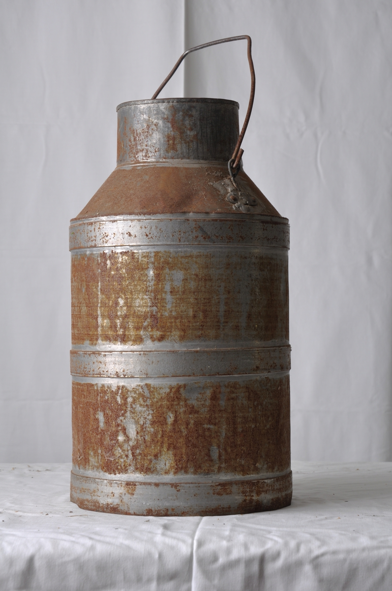 Form: Sylinderformet
