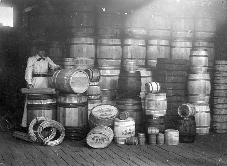 Tunnsortimentet Uddevalla Tunnfabrik 1901
