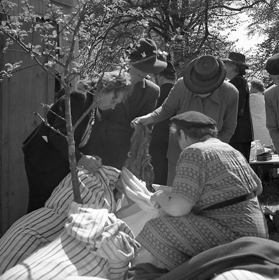 Auktion på Kasen, Uddevalla den 20 maj 1947