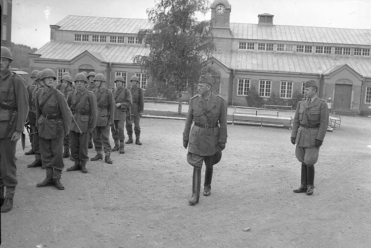 """Enligt notering: """"General Ryman I 17 Sept 1949""""."""
