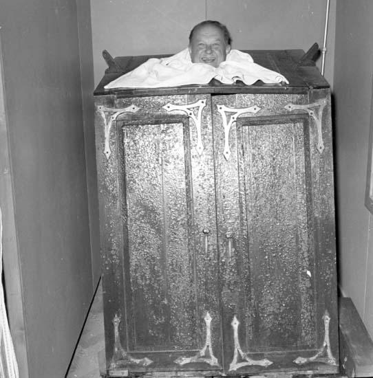 TV-inspelning på Gustafsberg 1959