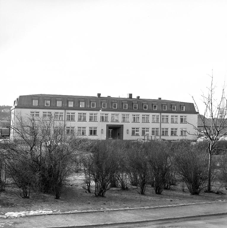 Mattssons kontorsbyggnad