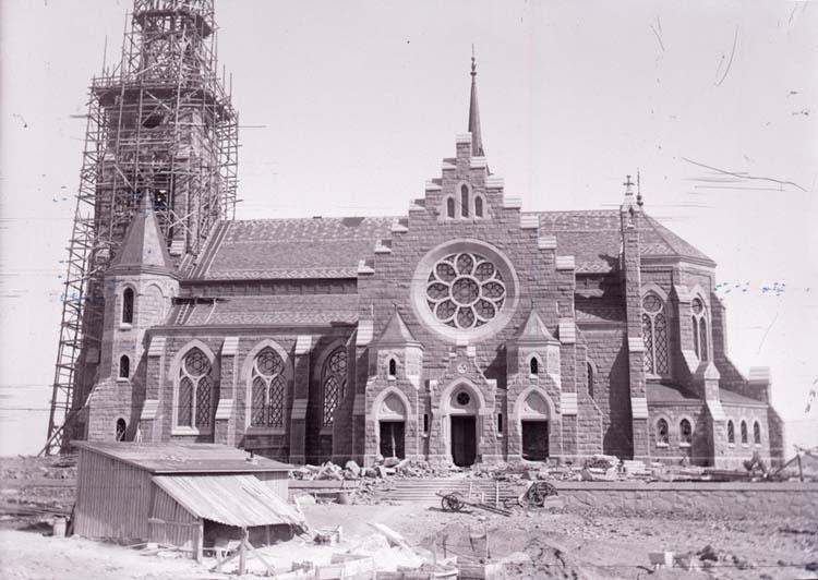 """""""Nya kyrkan, Lysekil 19 maj 1901"""""""