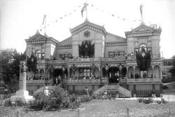 Societetshuset på Marstrand