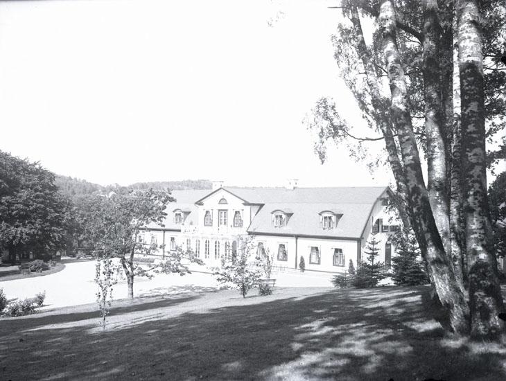 """""""1930. Herrgården Munkedal."""""""