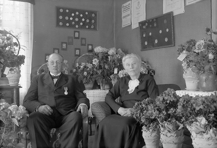 Anna-Kristina och Niklas Andersson, Källsby.