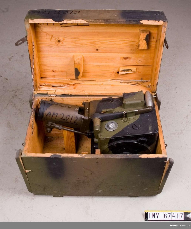 Temperingsmaskin m/1938