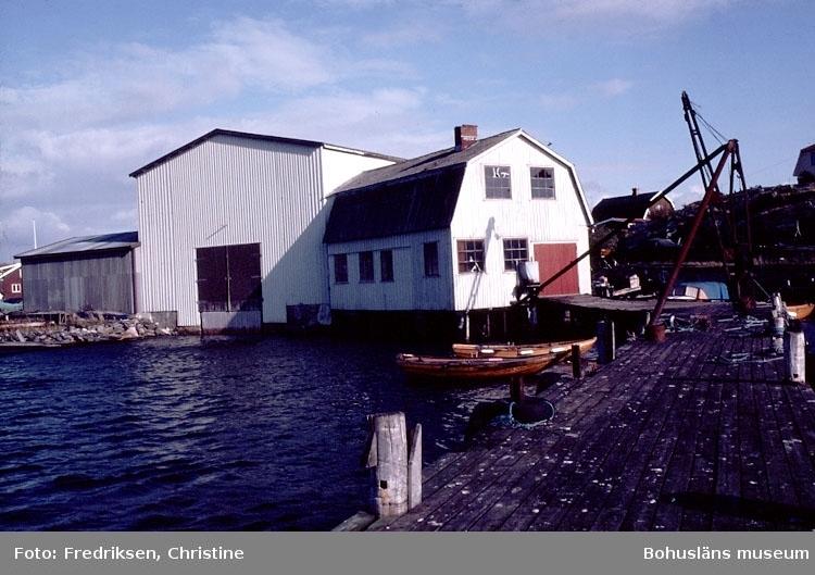Rönnängs varv 1980.