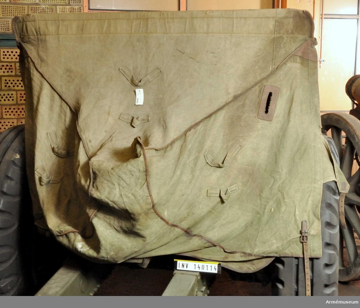 Kapell, t 10,5 cm haubits m/1940 C.