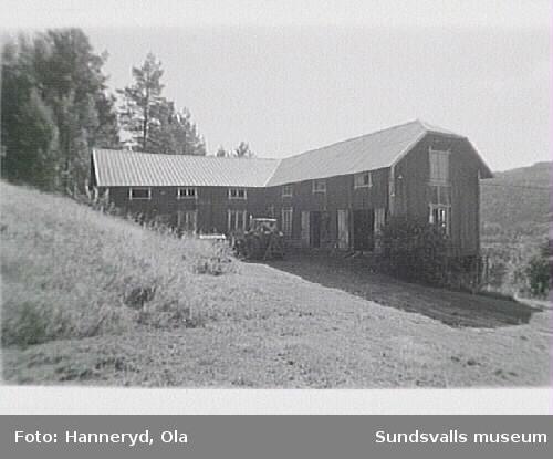 Kulturmiljöinventering i Lidens socken.