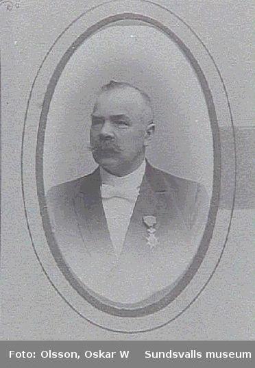 Reprofotografering ur Selångers Hembygds- förenings fotografisamling.