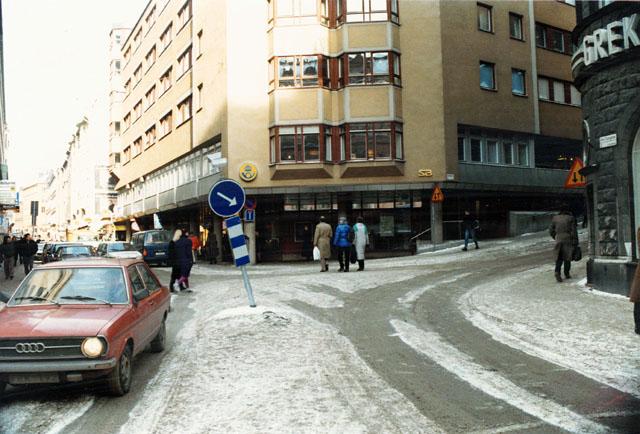 Postkontoret 101 10 Stockholm Grev Turegatan 6