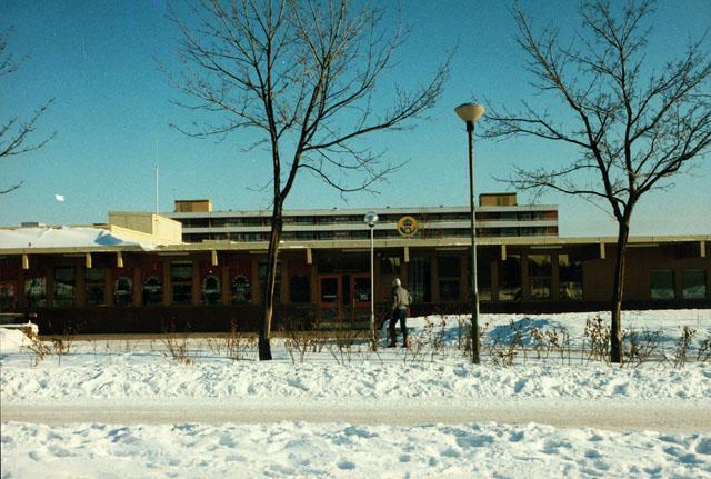 Postkontoret 700 16 Örebro Granrisvägen 23