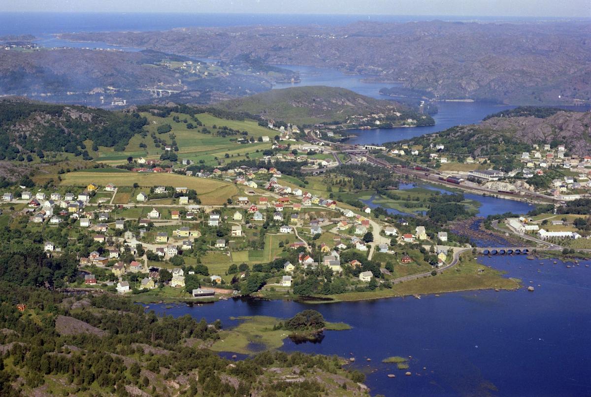 Hafsøy, Hestvad bro