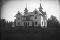 Villa Elvsborg, Flisa.