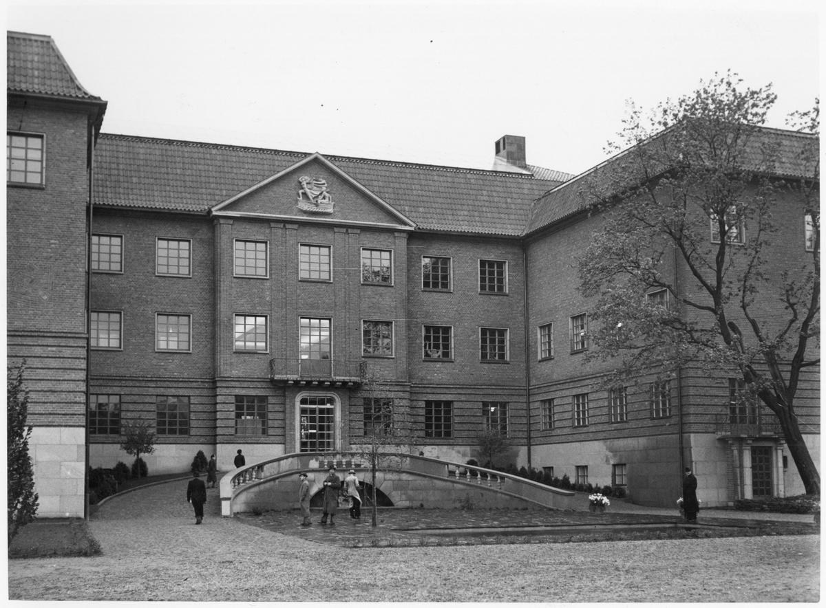 Gävle museum Exteriör