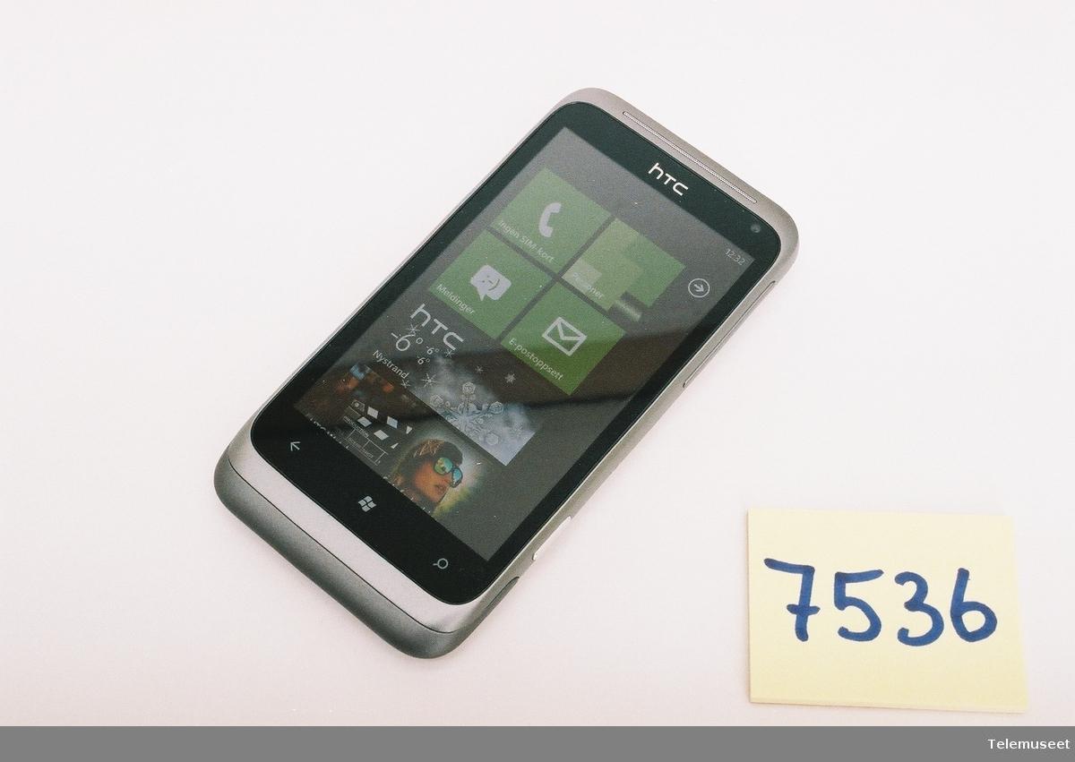 HTC var i 2008 av av de ledende produsenten av mobiler med windows software. Selskapet, som ble grunnlagt i 1997, er Taiwansk. De første modellene Norge ble lansert under merkevaren Qtek. Senere kom iMate. Når dette skrives, i april 2008, blir alle mobiler markedsført under produsentens navn; HTC. I tillegg til å produsere og markedsføre mobiler under egen merkevare, er selskapet også produsent for andre mobilleverandører.