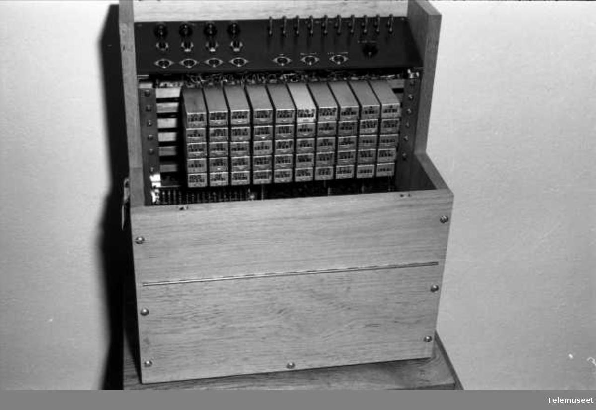 Registeranalysator