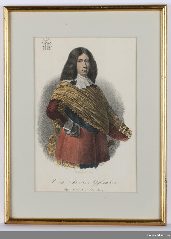 Ulrik Christian Gyldenlöve.
