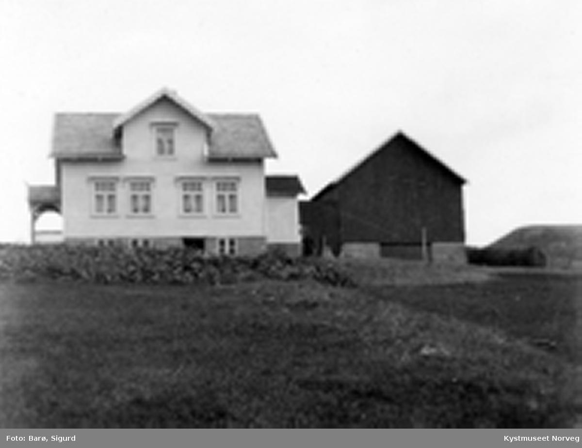 Huset til Hjalmar Waldersløff.