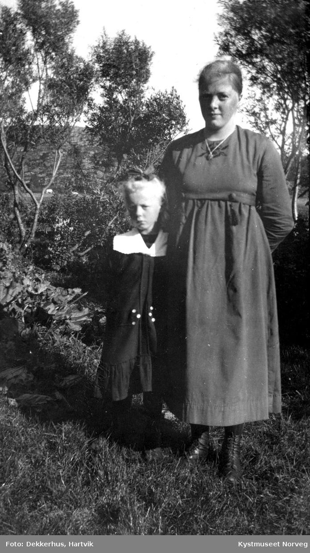 Kristine Evenstad og Hjørdis Evenstad Sørensen