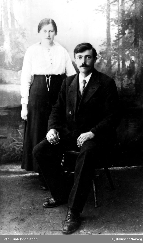 Anna og Harald Henrikø