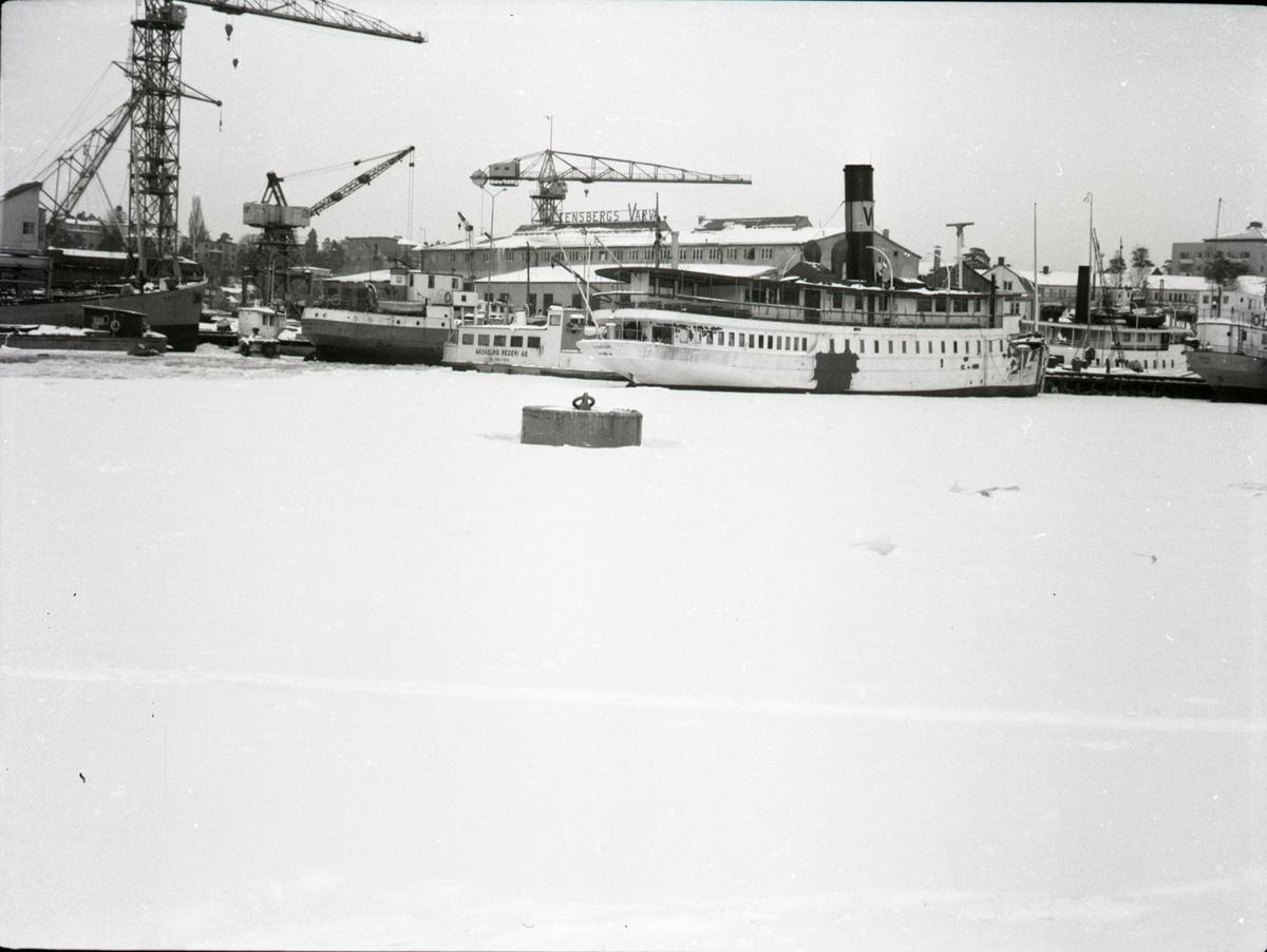 Ekensbergs Varf 13/2 1966