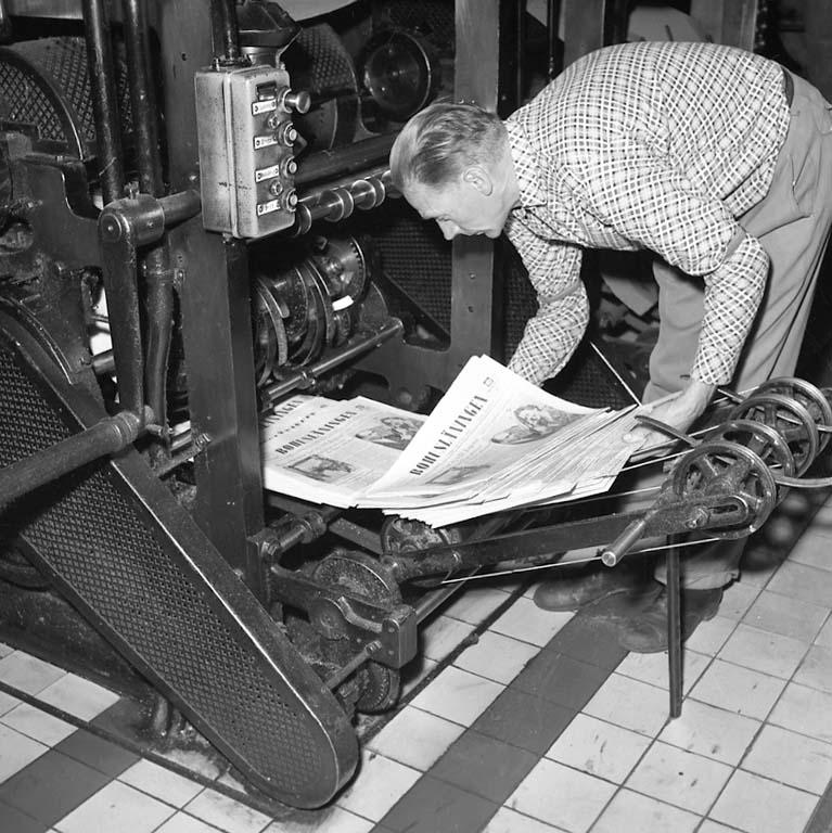Tidningpress