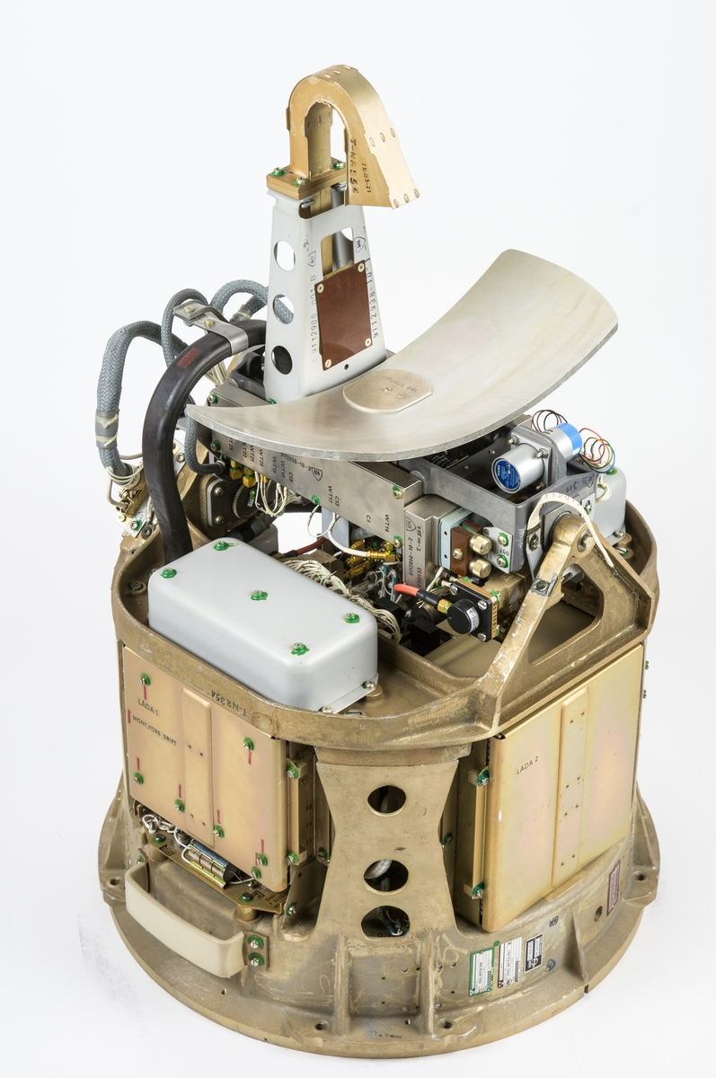 Apparat 642 till Robot 04