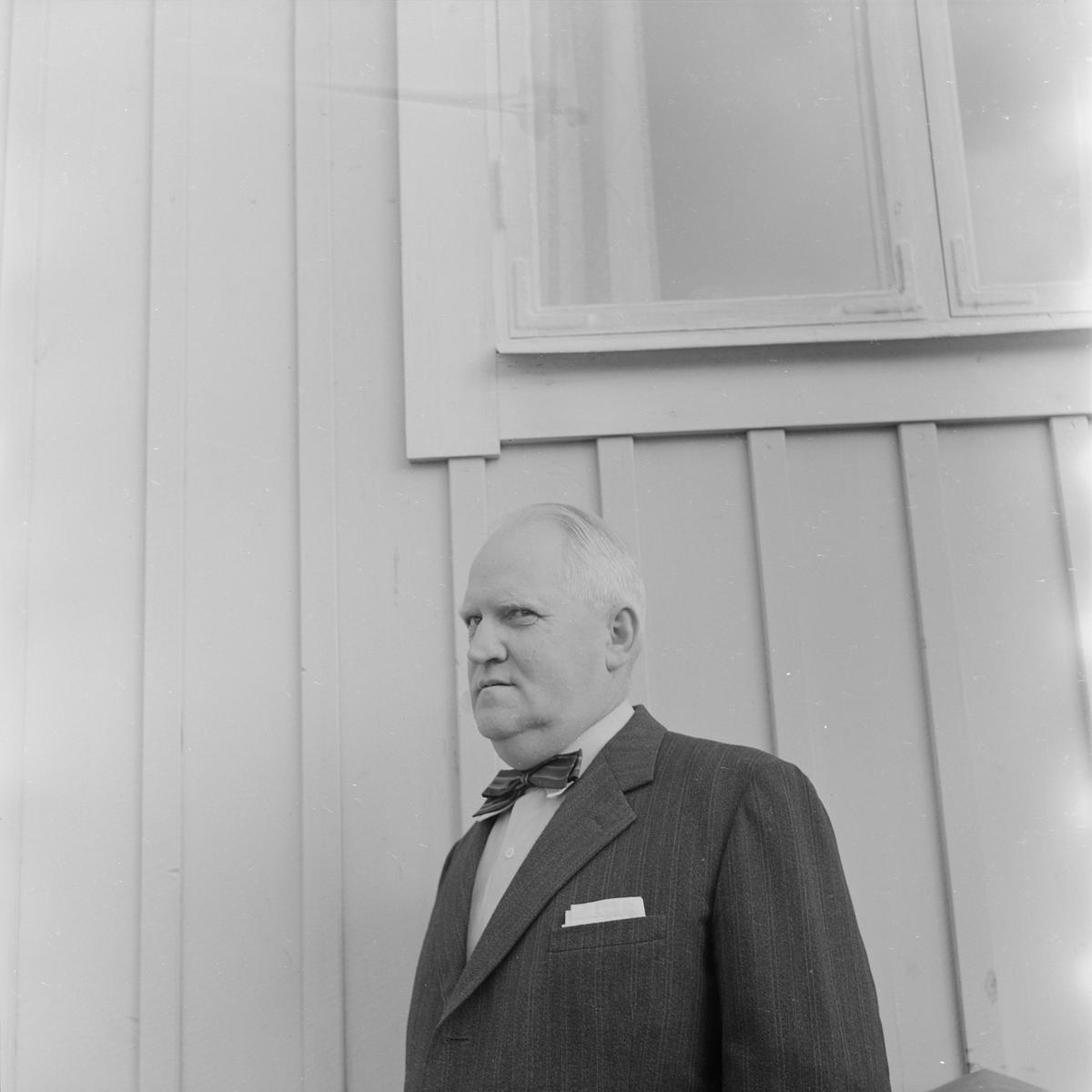 Gösta Folker, Uppland 1961