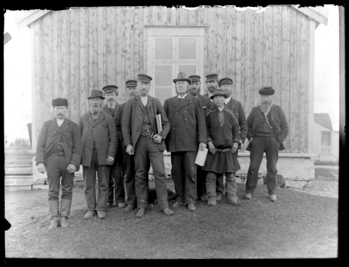 Herredstyre i Tana 1901