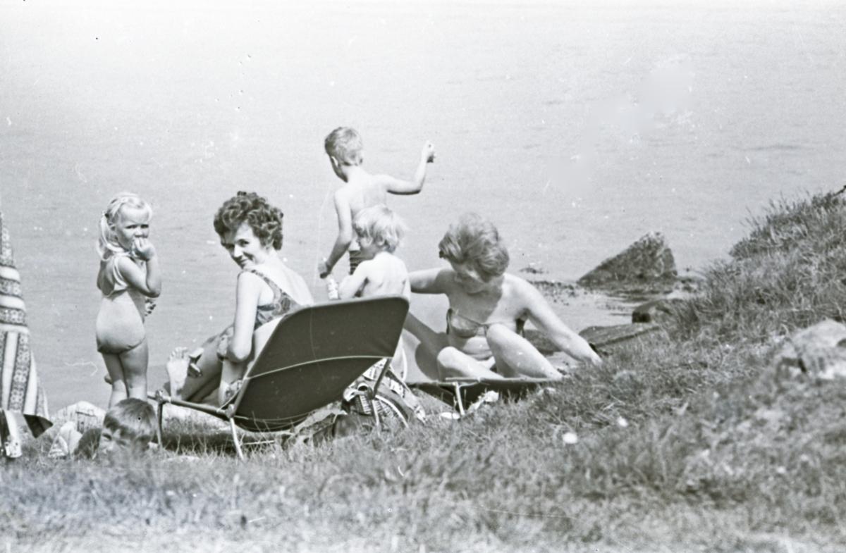 Bademotiver - 1970